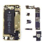 byte-moderkort-iPhone 6