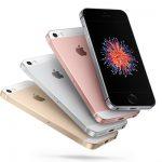 iPhone SE -oskarservice